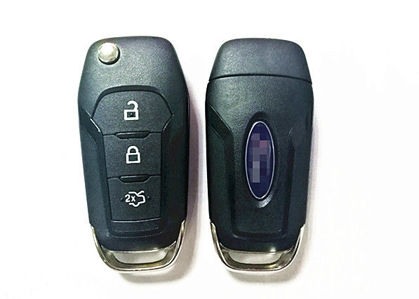 New OEM Ford Mondeo Key Fob FCC ID  FL3T 15K601 BC 3 Button 433 Mhz Black