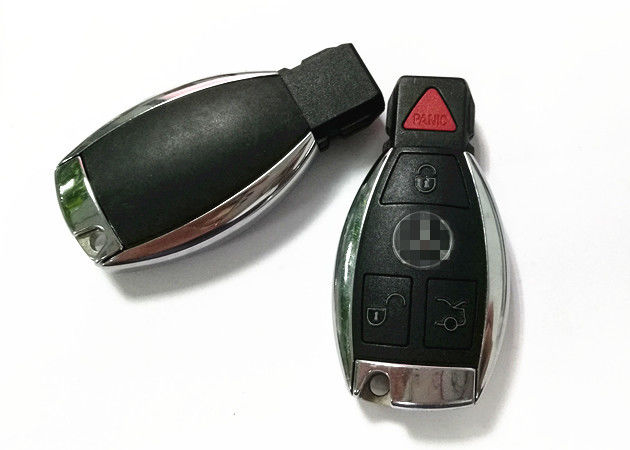 4 Buttons Auto Smart Key , FCC ID IYZDC11 Key 315 MHZ Mercedes Benz Key Fob
